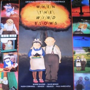 When the Wind Blows original soundtrack