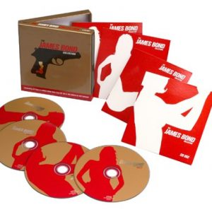 James Bond Collection original soundtrack