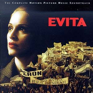 Evita original soundtrack