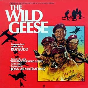 Wild Geese original soundtrack