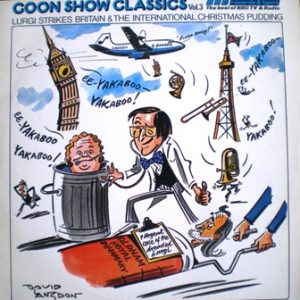 Goon Show Classics Vol.3 original soundtrack