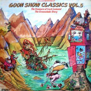Goon Show Classics Vol.5 original soundtrack