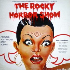 Rocky Horror Show: Australian cast original soundtrack