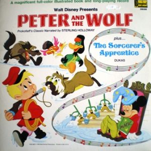 Peter and the Wolf original soundtrack