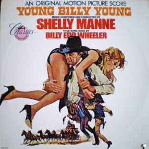 Young Billy Young original soundtrack