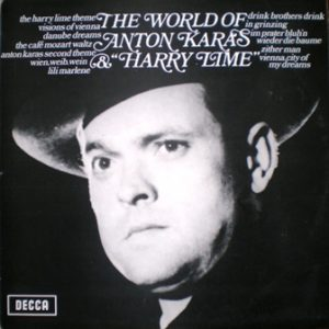 World of Anton Karas & Harry Lime original soundtrack