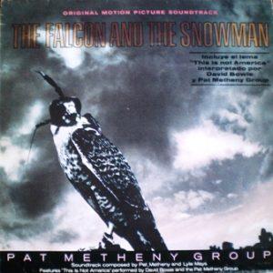Falcon and the Snowman original soundtrack