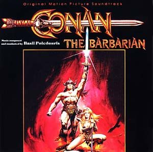 Conan the Barbarian original soundtrack