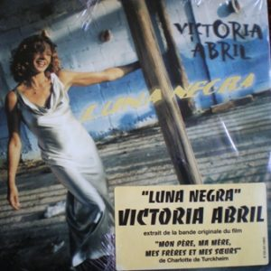 Luna Negra: Victoria Abril original soundtrack