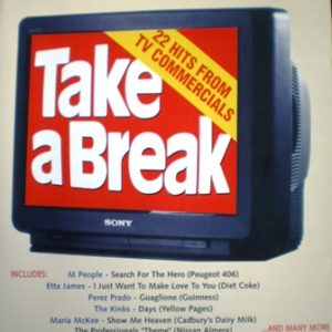 Take a break original soundtrack