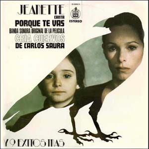 Cria Cuevos original soundtrack