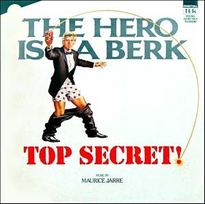 Top Secret! original soundtrack