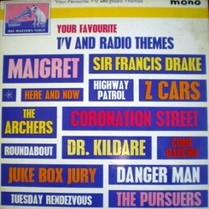 Your Favourite TV and Radio Themes original soundtrack