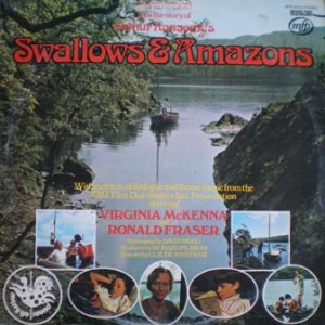 Swallows and Amazons original soundtrack