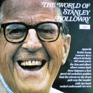 World of Stanley Holloway original soundtrack