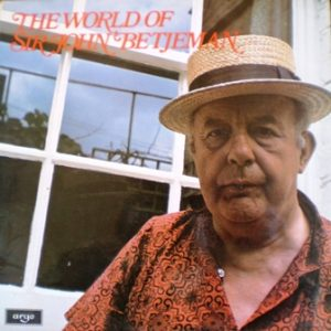 World of Sir John Betjeman original soundtrack