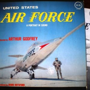Air Force: A Portrait in Sound original soundtrack