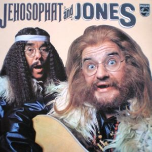 Jehosophat and Jones original soundtrack