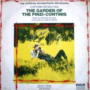 Giardino Dei Finzi-Contini original soundtrack
