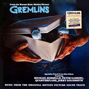 Gremlins original soundtrack