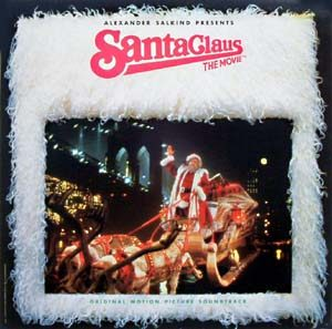 Santa Claus the Movie original soundtrack