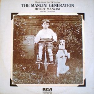 Mancini Generation original soundtrack