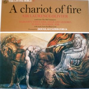 Living Bible 8: A Chariot of Fire original soundtrack