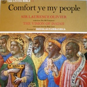 Living Bible 11: Comfort Ye My People original soundtrack