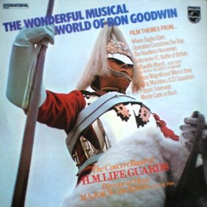 Wonderful Musical World of Ron Goodwin original soundtrack