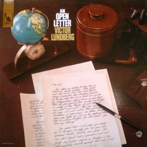 Open Letter: Victor Lundberg original soundtrack