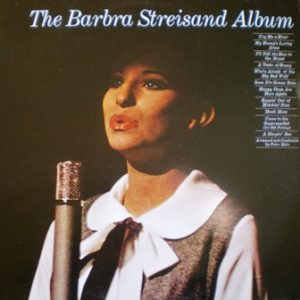 Barbra Streisand Album original soundtrack