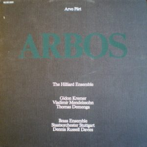 Arbos original soundtrack