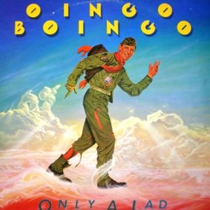 Oingo Boingo: Only a Lad original soundtrack