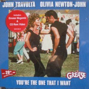 Grease: megamix original soundtrack