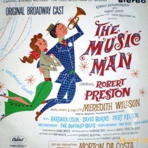 Music Man: Original Broadway Cast original soundtrack