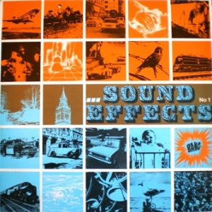 BBC Sound Effects no.1 original soundtrack