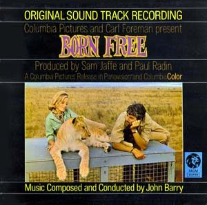 Born Free original soundtrack