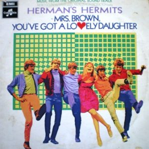 Mrs Brown, You've Got a Lovely Daughter original soundtrack