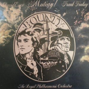 Mutiny! original soundtrack
