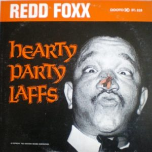 Hearty Party Laffs: Redd Foxx original soundtrack
