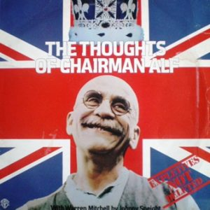 Thoughts of Chairman Alf: Warren Mitchell original soundtrack
