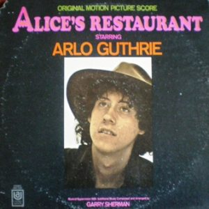 Alice s Restaurant original soundtrack
