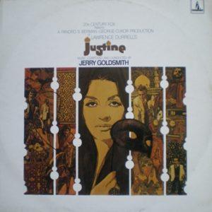 Justine original soundtrack