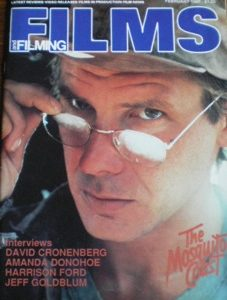 Films and Filming: Feb 87 original soundtrack