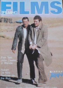 Films and Filming: Oct 88 original soundtrack