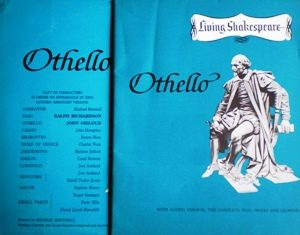 Shakespeare: Othello original soundtrack