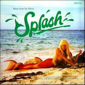 Splash original soundtrack