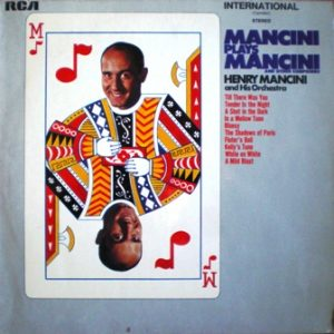 Mancini Plays Mancini original soundtrack