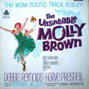Unsinkable Molly Brown original soundtrack