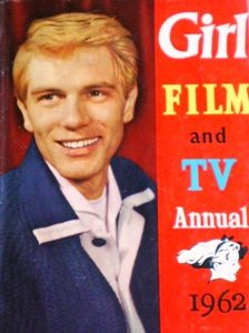 Girl Film and TV Annual: 1962 original soundtrack